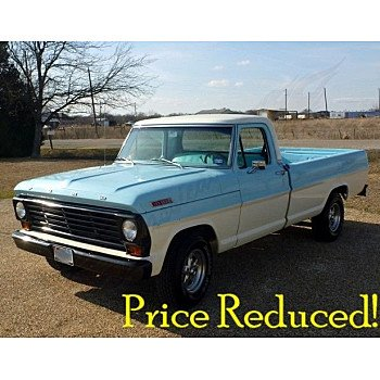 1967 Ford F100 for sale 100959239