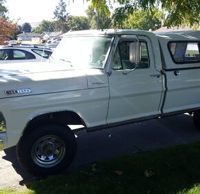 1967 Ford F100 for sale 101039175