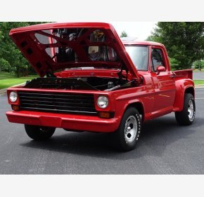 1967 Ford F100 2WD Regular Cab for sale 101087803