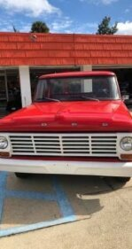 1967 Ford F100 for sale 101094889