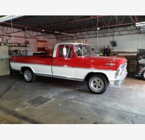 1967 Ford F100 for sale 101196904