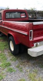 1967 Ford F100 for sale 101206204