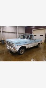 1967 Ford F100 for sale 101222784