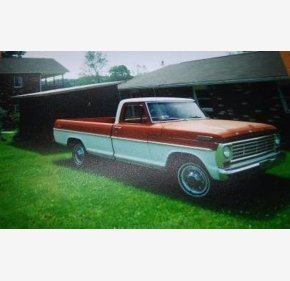 1967 Ford F100 for sale 101389695