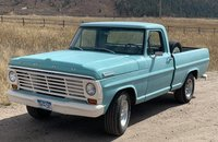 1967 Ford F100 2WD Regular Cab for sale 101391154