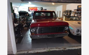 1967 Ford F100 for sale 101401105