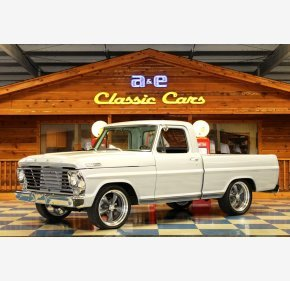 1967 Ford F100 for sale 101404440