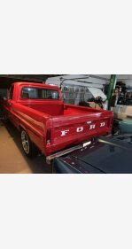 1967 Ford F100 for sale 101411069