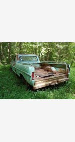 1967 Ford F100 for sale 101411899