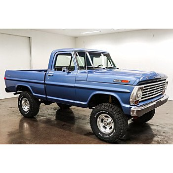 1967 Ford F100 for sale 101428250