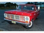 1967 Ford F100 2WD Regular Cab for sale 101590521