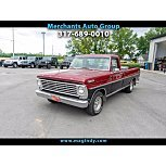 1967 Ford F100 for sale 101609860