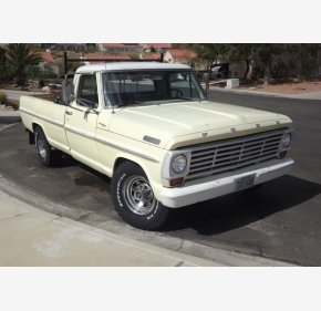 1967 Ford F250 for sale 101055121