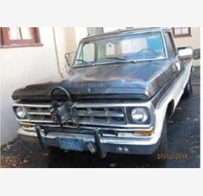 1967 Ford F250 Classics for Sale - Classics on Autotrader