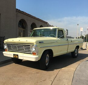 1967 Ford F250 2WD Regular Cab for sale 101087834