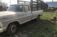 1967 Ford F250 2WD Regular Cab for sale 101122036