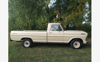 1967 Ford F250 Camper Special for sale 101286102
