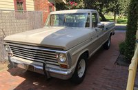 1967 Ford F250 Camper Special for sale 101296418