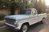 1967 Ford F250 2WD Regular Cab for sale 101386301