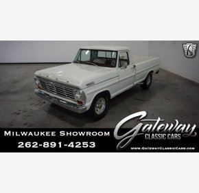 1967 Ford F250 for sale 101411845