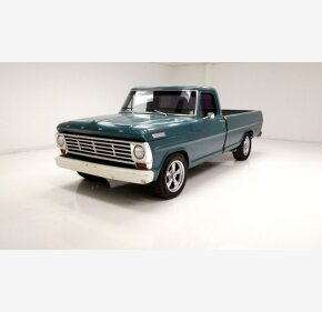 1967 Ford F250 for sale 101417081