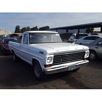 1967 Ford F250 for sale 101453005