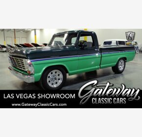 1967 Ford F250 for sale 101475278