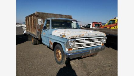 1967 Ford F350 for sale 101415543