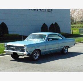 1967 Ford Fairlane for sale 101487337