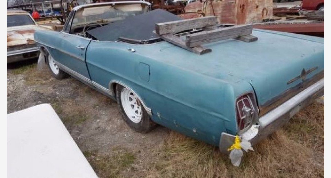 1967 Ford Galaxie for sale 100926865
