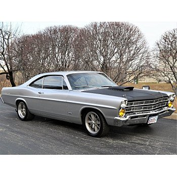 1967 Ford Galaxie for sale 100956393
