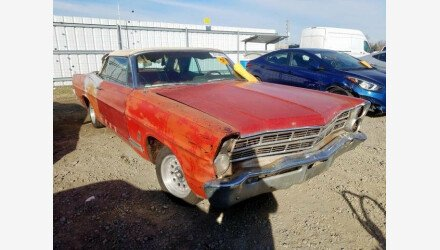 1967 Ford Galaxie for sale 101287878