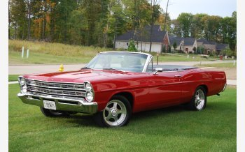1967 Ford Galaxie for sale 101523516