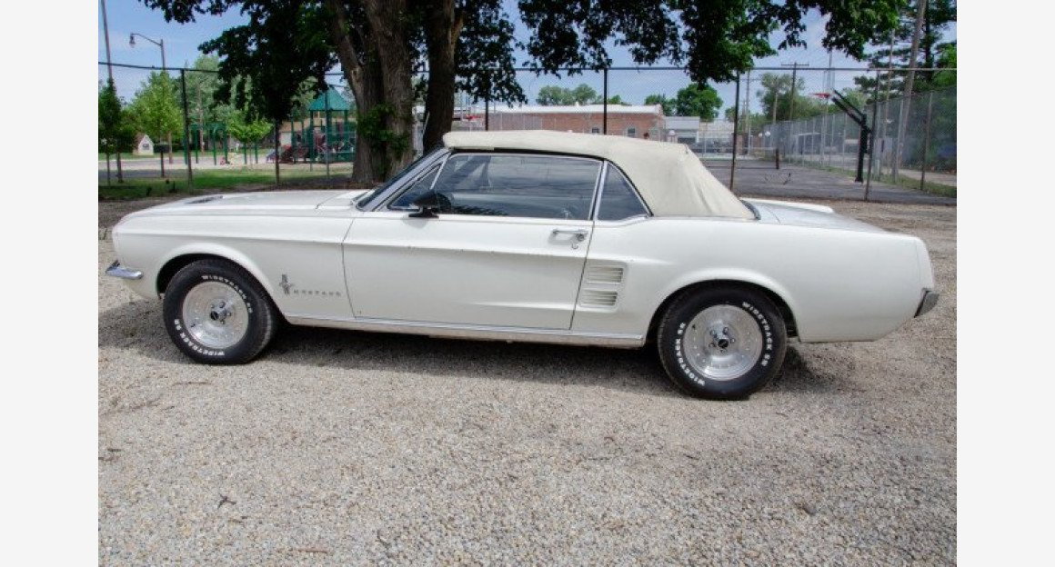 1967 Ford Mustang Convertible for sale 101003446