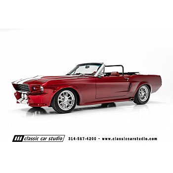 1967 Ford Mustang for sale 101054389