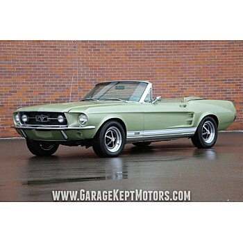 1967 Ford Mustang for sale 101063207