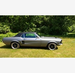 1967 Ford Mustang Coupe for sale 100994663