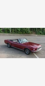 1967 Ford Mustang for sale 101023750