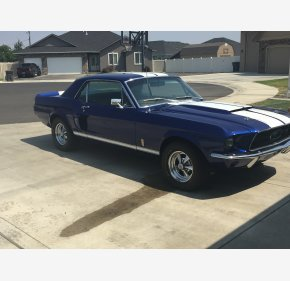 1967 Ford Mustang Coupe for sale 101045775