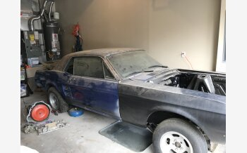 1967 Ford Mustang Coupe for sale 101063251