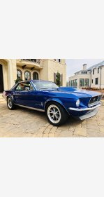 1967 Ford Mustang Coupe for sale 101068692