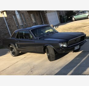 1967 Ford Mustang Coupe for sale 101080248