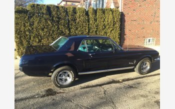 1967 Ford Mustang Coupe for sale 101095932