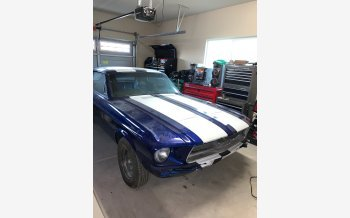 1967 Ford Mustang Coupe for sale 101105181