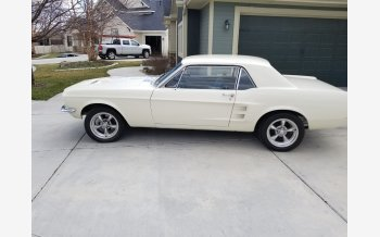 1967 Ford Mustang Coupe for sale 101107486