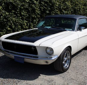 1967 Ford Mustang Coupe for sale 101116008