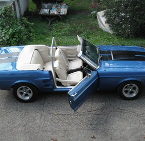 1967 Ford Mustang Convertible for sale 101128675