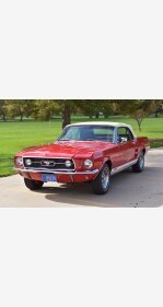 1967 Ford Mustang GT Convertible for sale 101149678