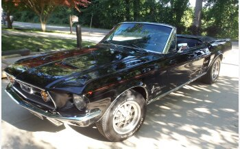 1967 Ford Mustang GT Convertible for sale 101188592