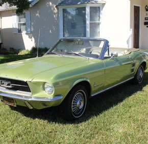 1967 Ford Mustang Convertible for sale 101189204